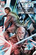 Jedi Fallen Order Dark Temple cover art