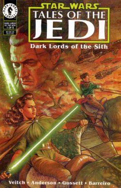 Cronache Jedi: I Signori Oscuri dei Sith 1: Maestri e Studenti della Forza