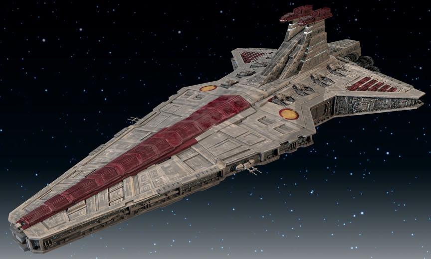 Venator-class Star Destroyer/Legends