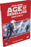 Forged in Battle Swa42 book left