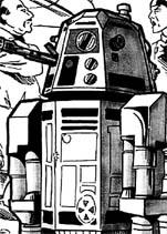 R2z Starship Maintenance Droid