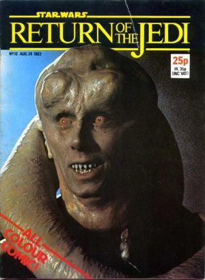 Return of the Jedi Weekly 10