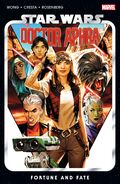 Doctor Aphra Fortune and Fate final cover