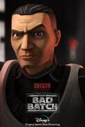 Gregor BB poster