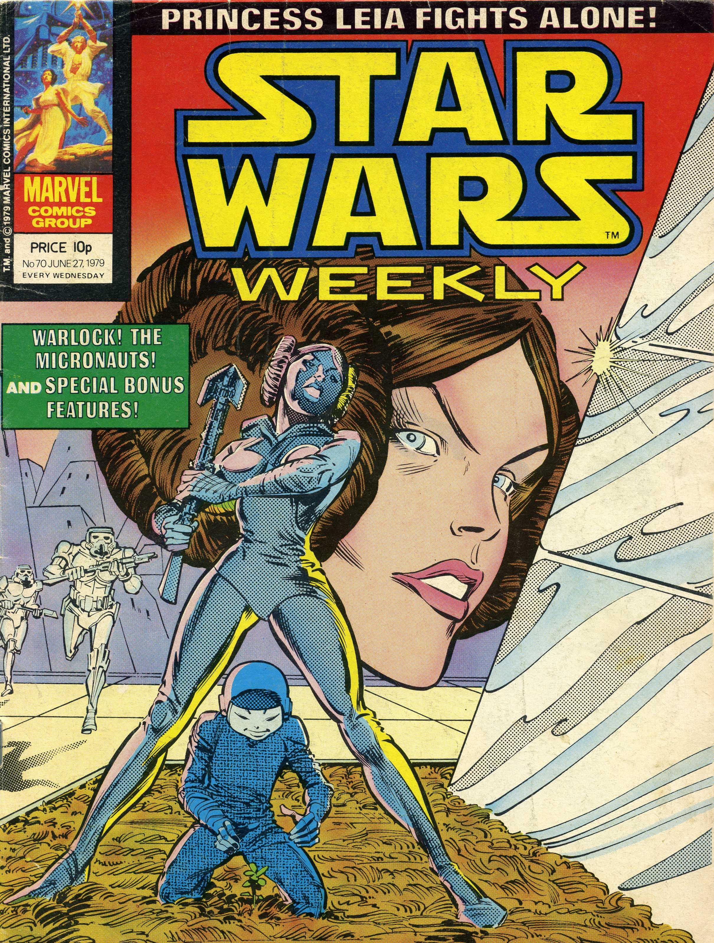 Star Wars Weekly 70