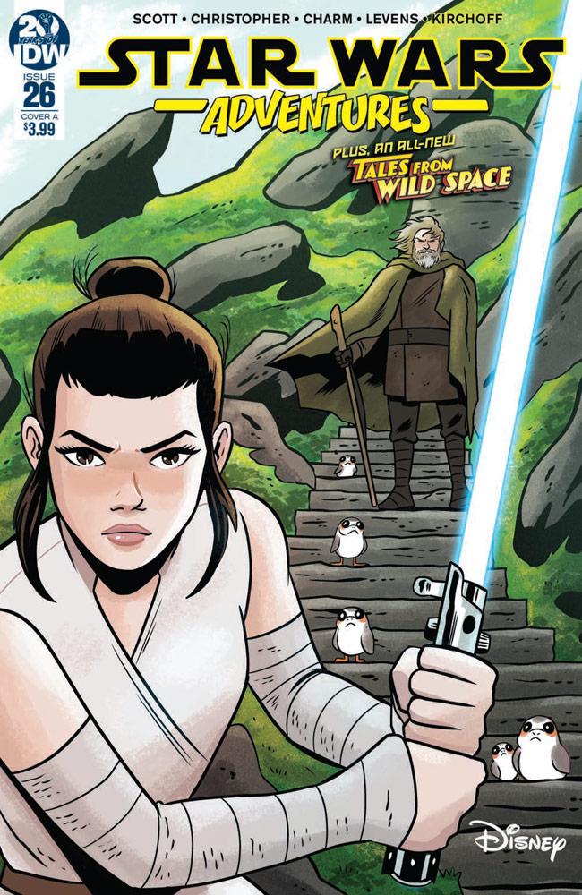 Star Wars Adventures 26