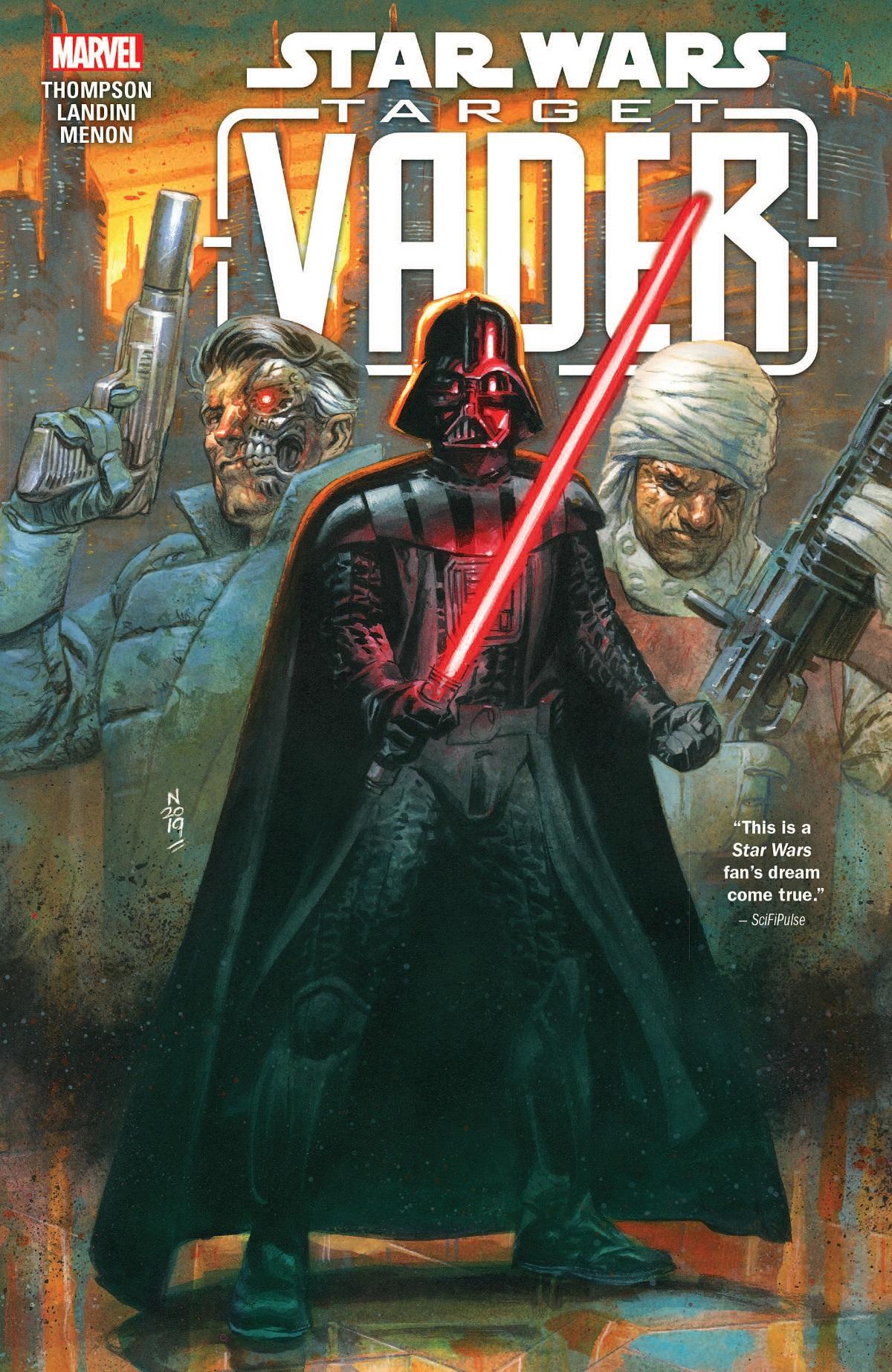 Star Wars: Target Vader (TPB)