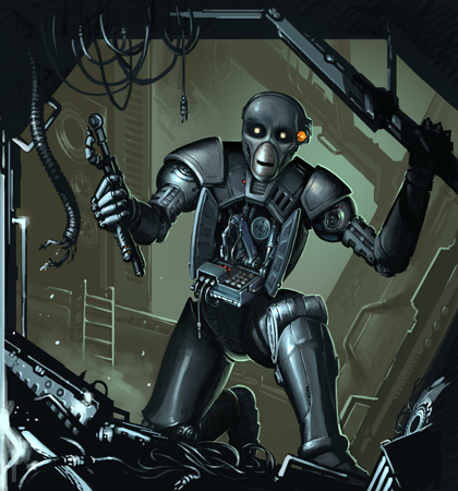 BLX Labor Droid