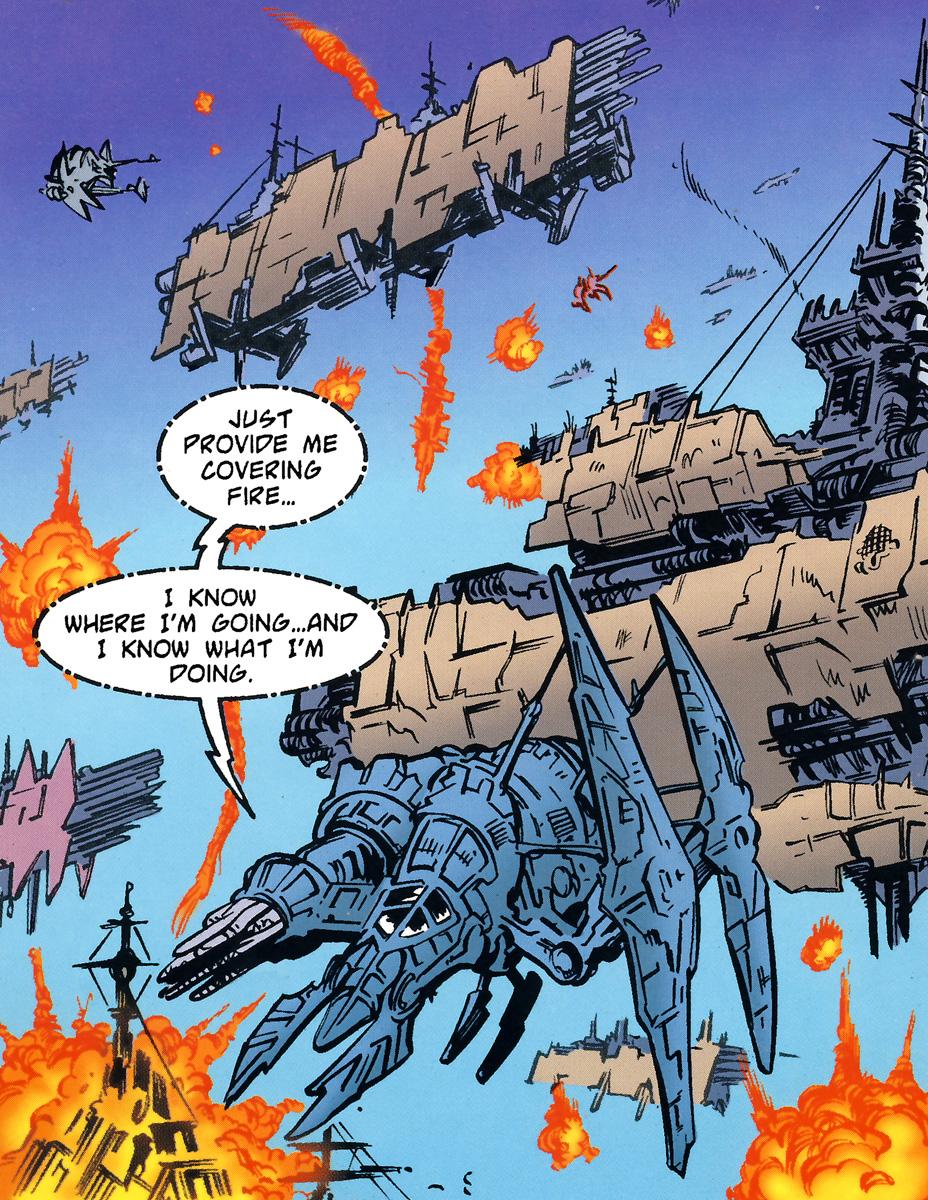 コロス・メジャーの戦い(ハイパースペース大戦)