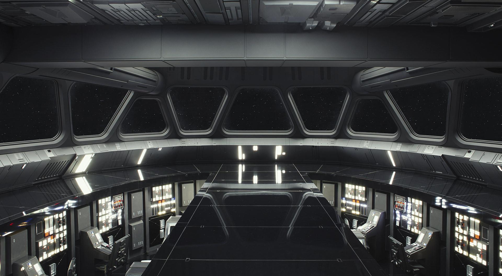Bridge (starship)