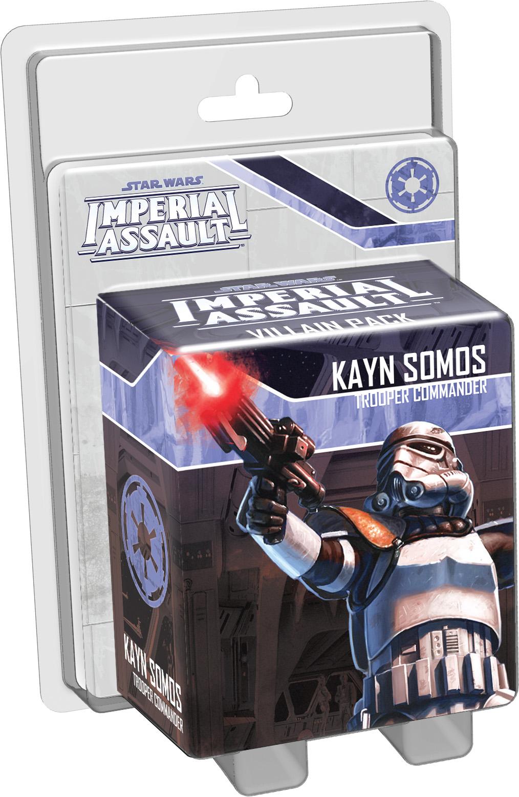 Kayn Somos Villain Pack