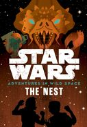 Adventures in Wild Space The Nest US Cover