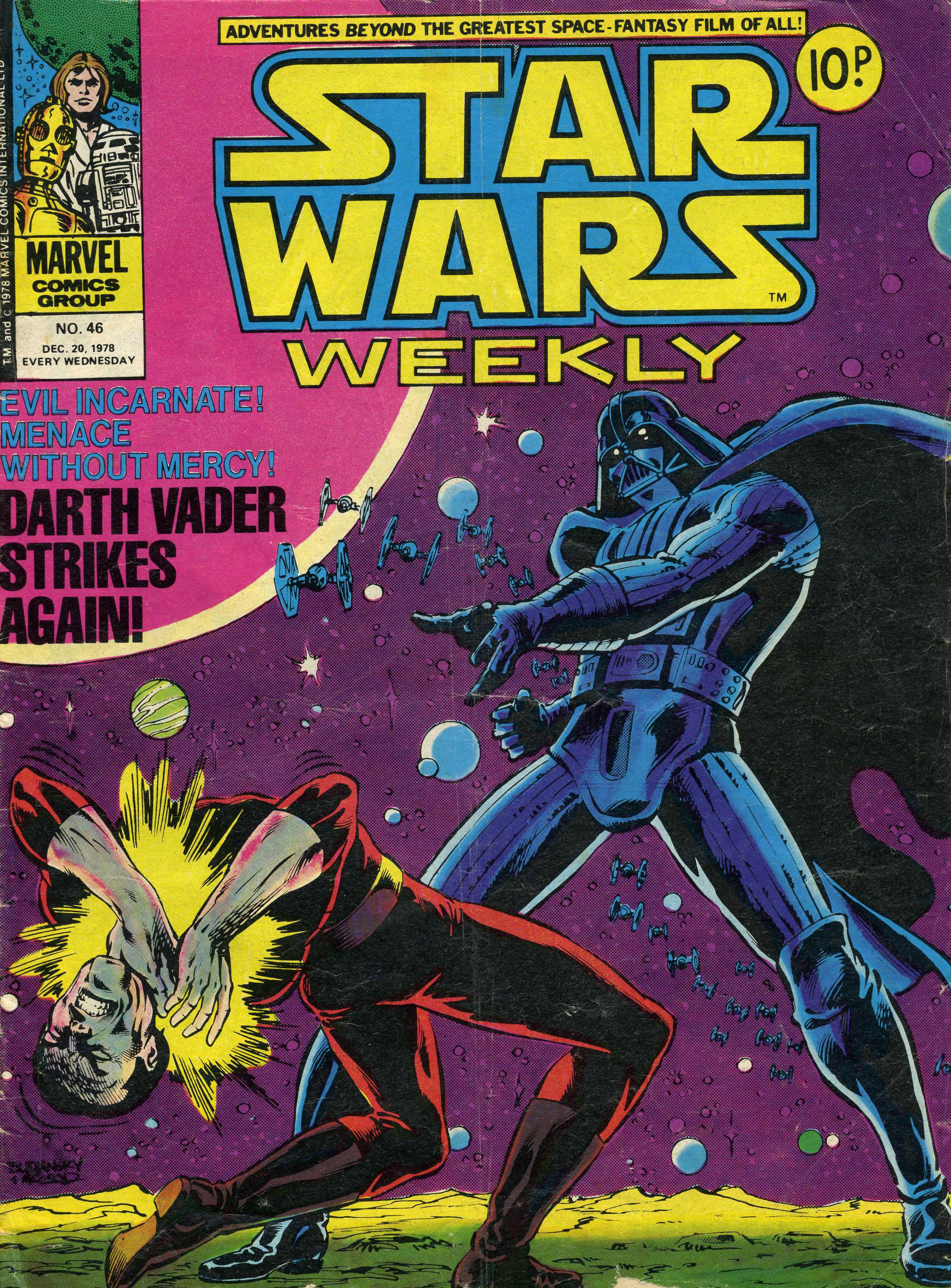 Star Wars Weekly 46