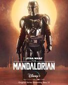 Mandalorian Char Poster 1 promo