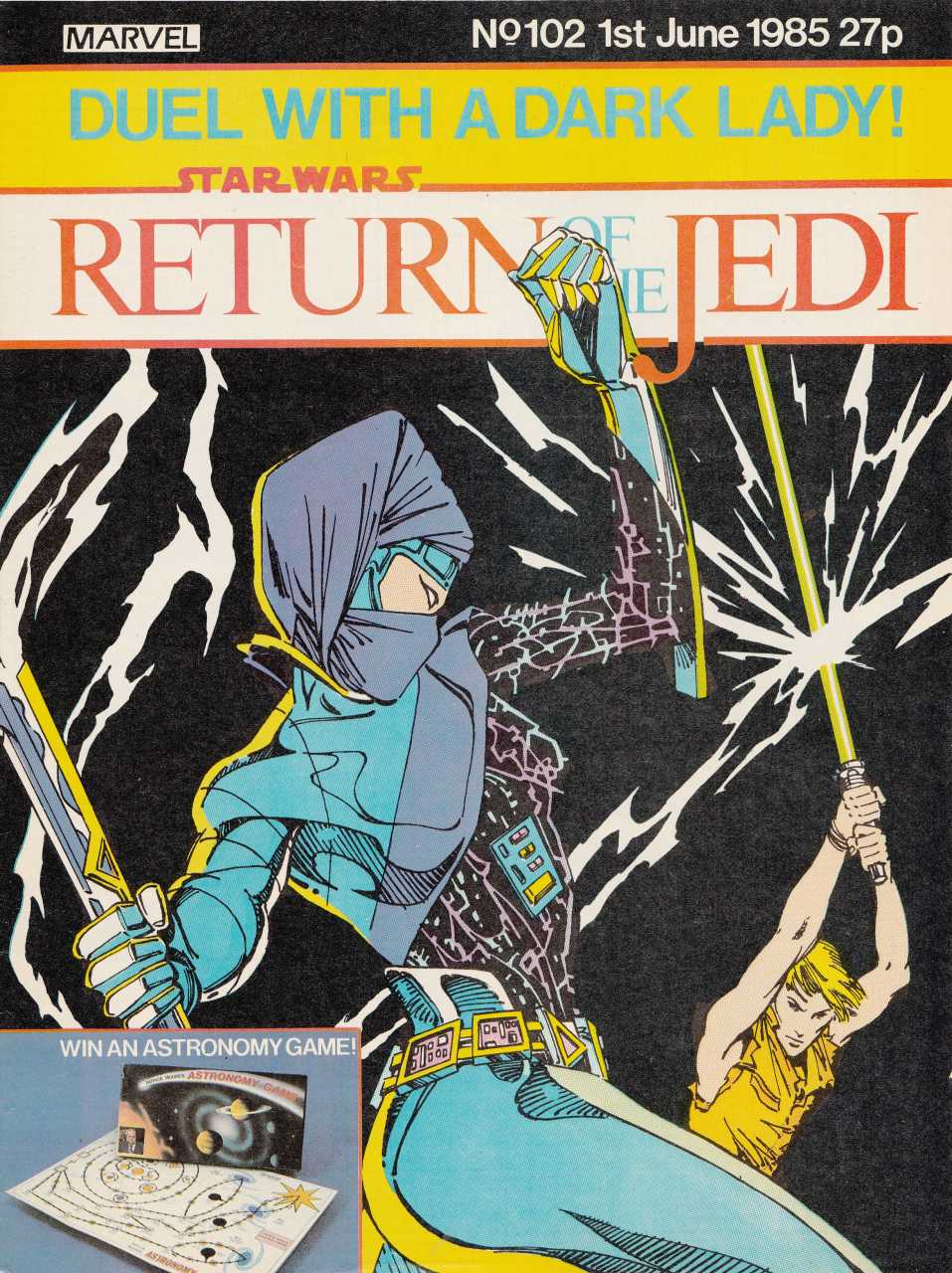 Return of the Jedi Weekly 102