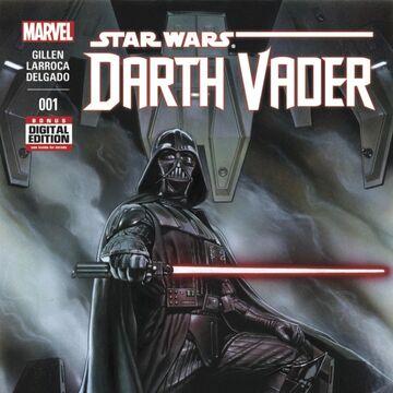 Darth Vader 2015 1 Wookieepedia Fandom