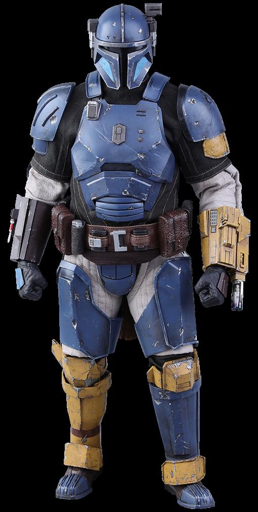 Heavy Infantry Mandalorian