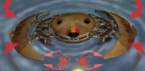 Crab Submarine