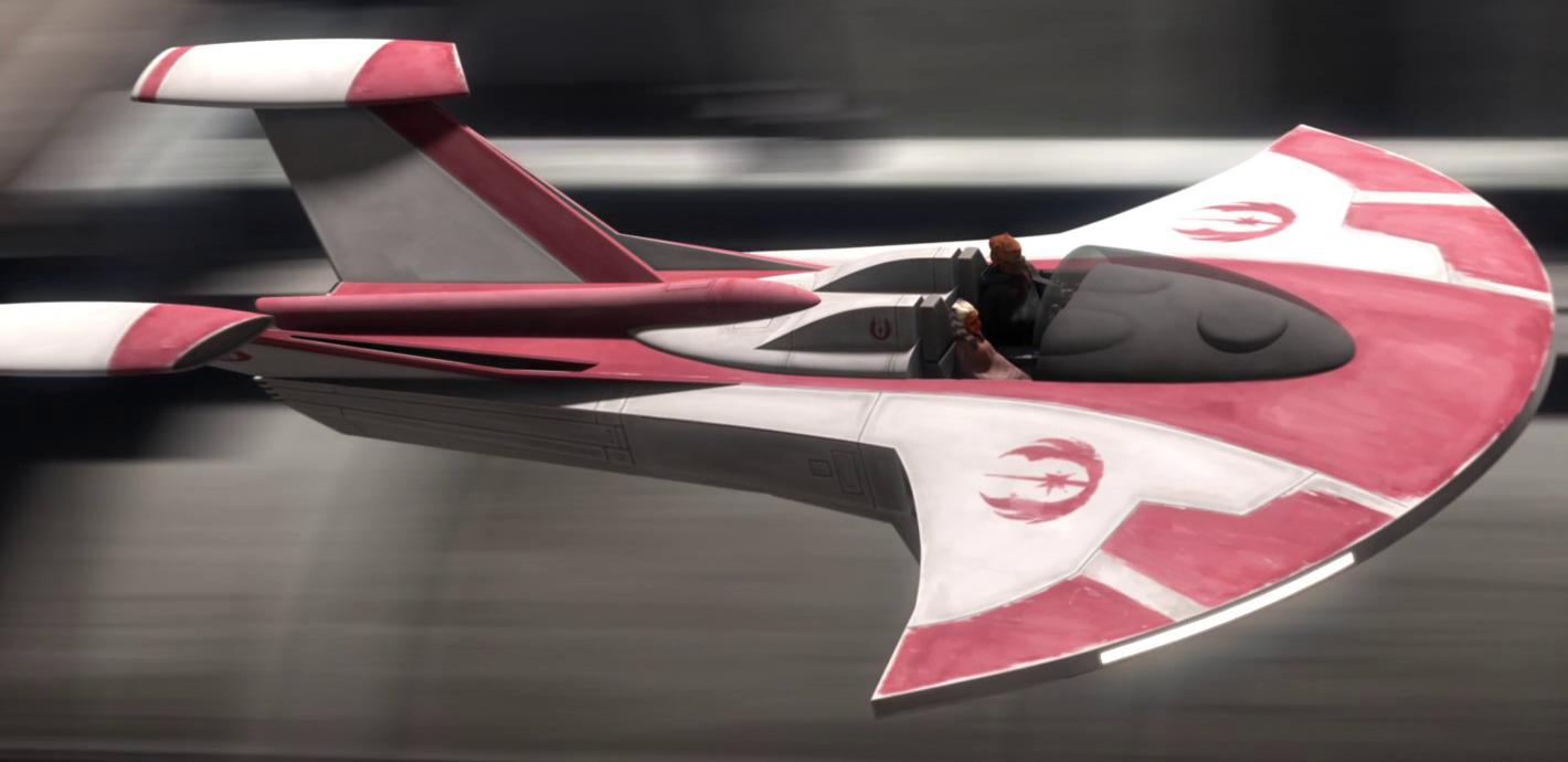 Praxis Mk. I Turbo Speeder