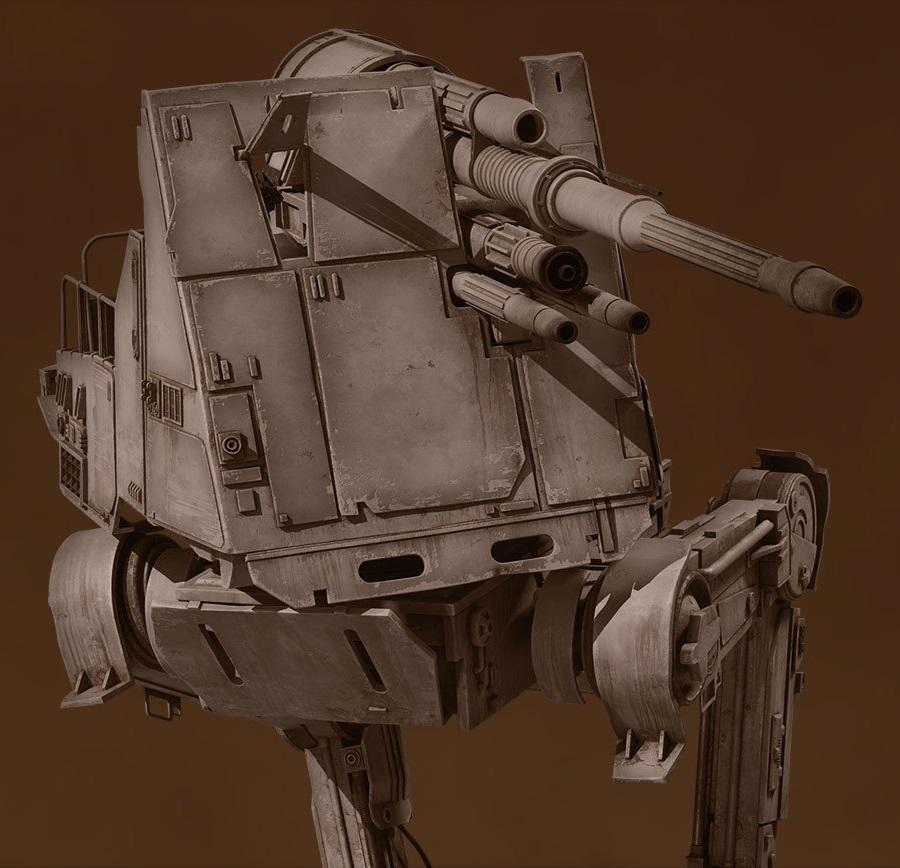 All Terrain Defense Turret