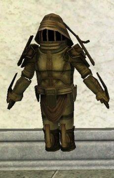 Kashyyykian black mountain armor