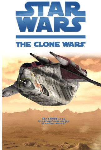 Clone Wars Webcomic: Hunting the Hunters (Part 1)