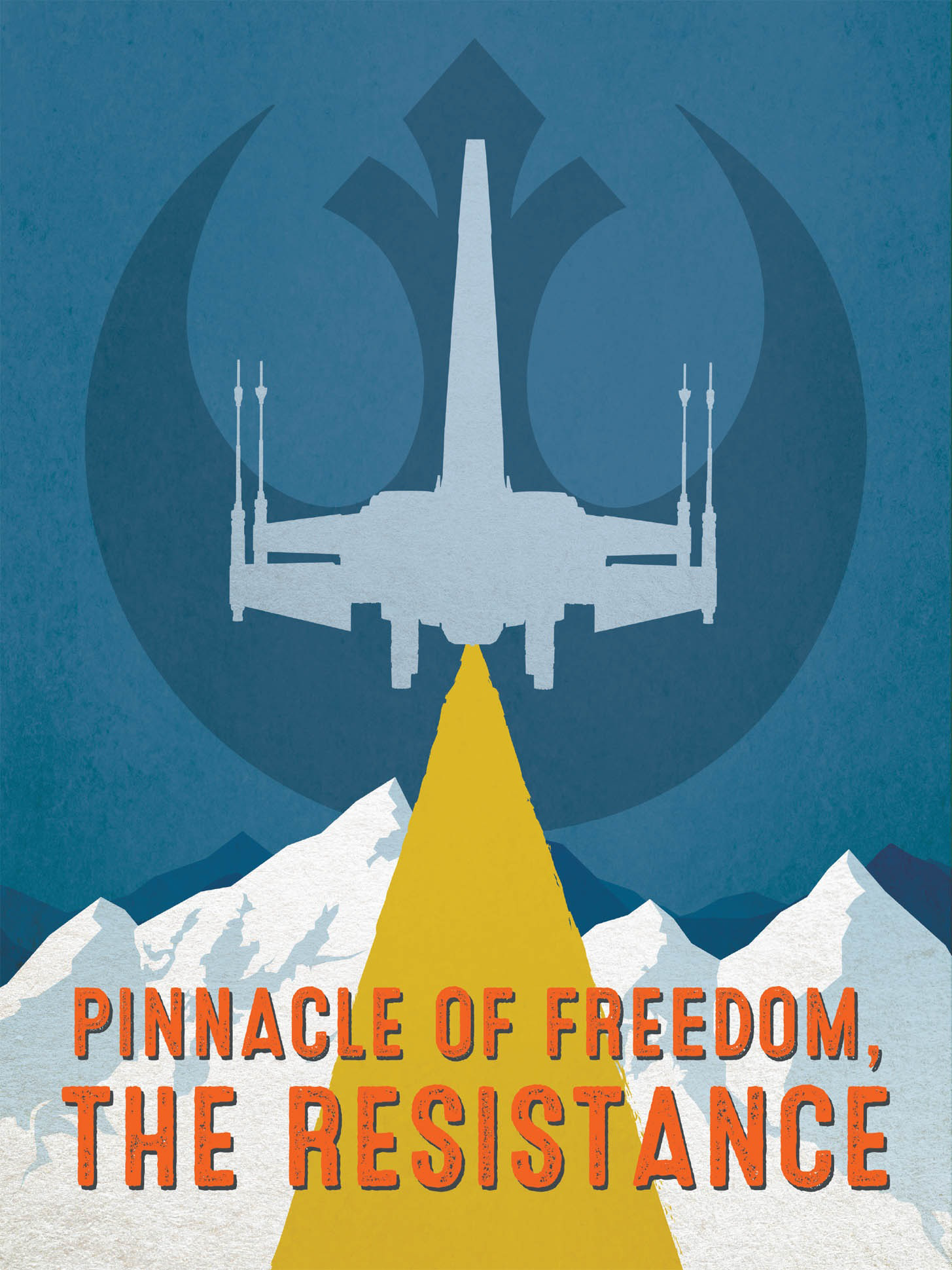 Pinnacle of Freedom, The Resistance
