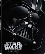 Star Wars Episode IV A New Hope Blu-ray Steelbook