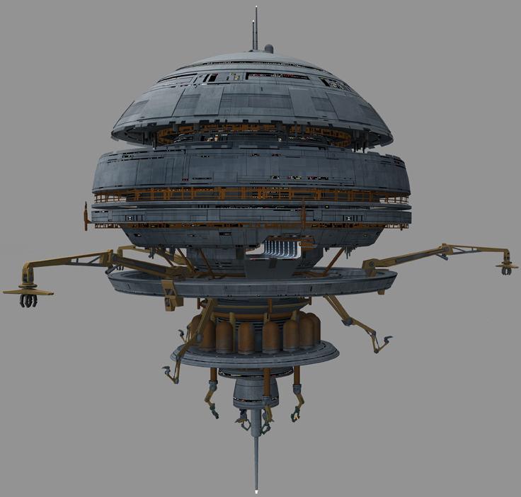 ICM-092792 Manufacturing Sphere