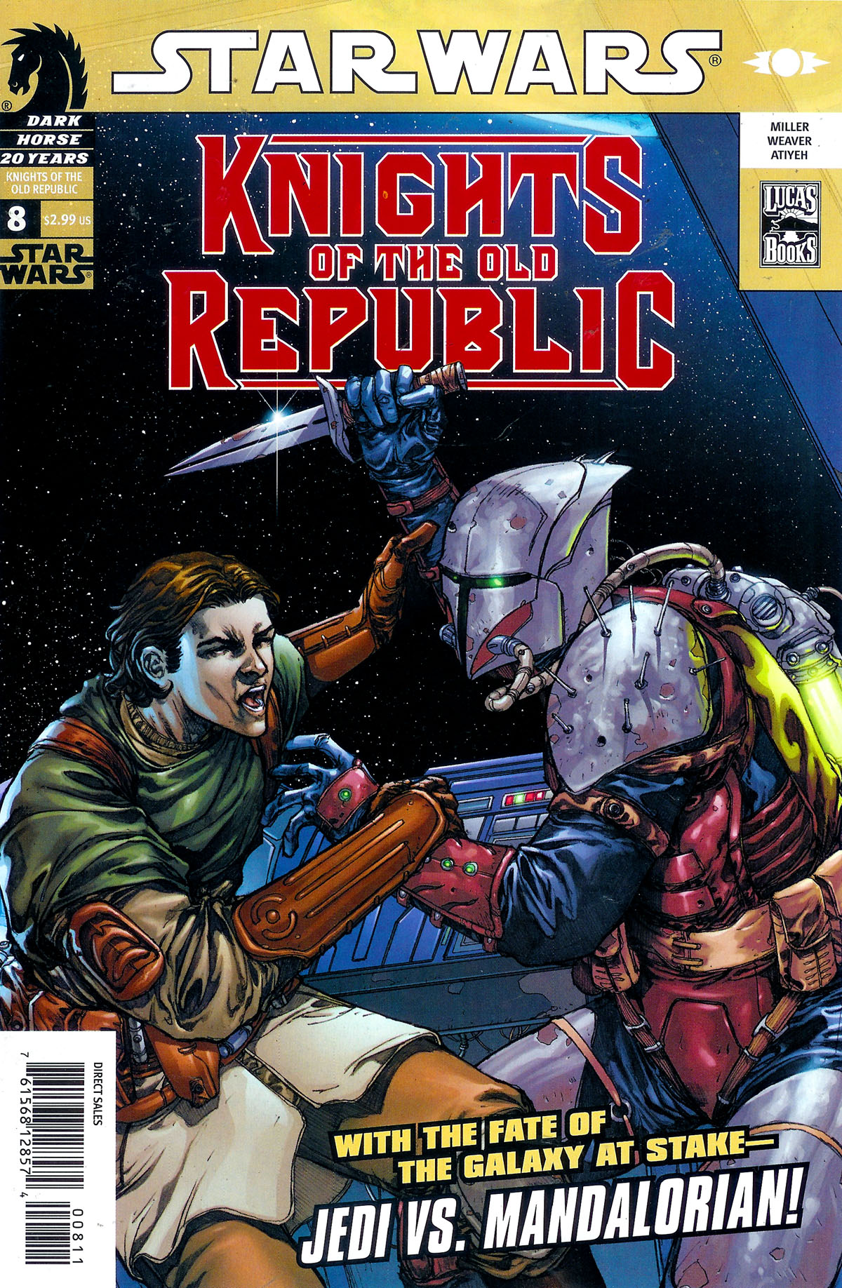 Star Wars: Knights of the Old Republic 8: Flashpoint, Part 2