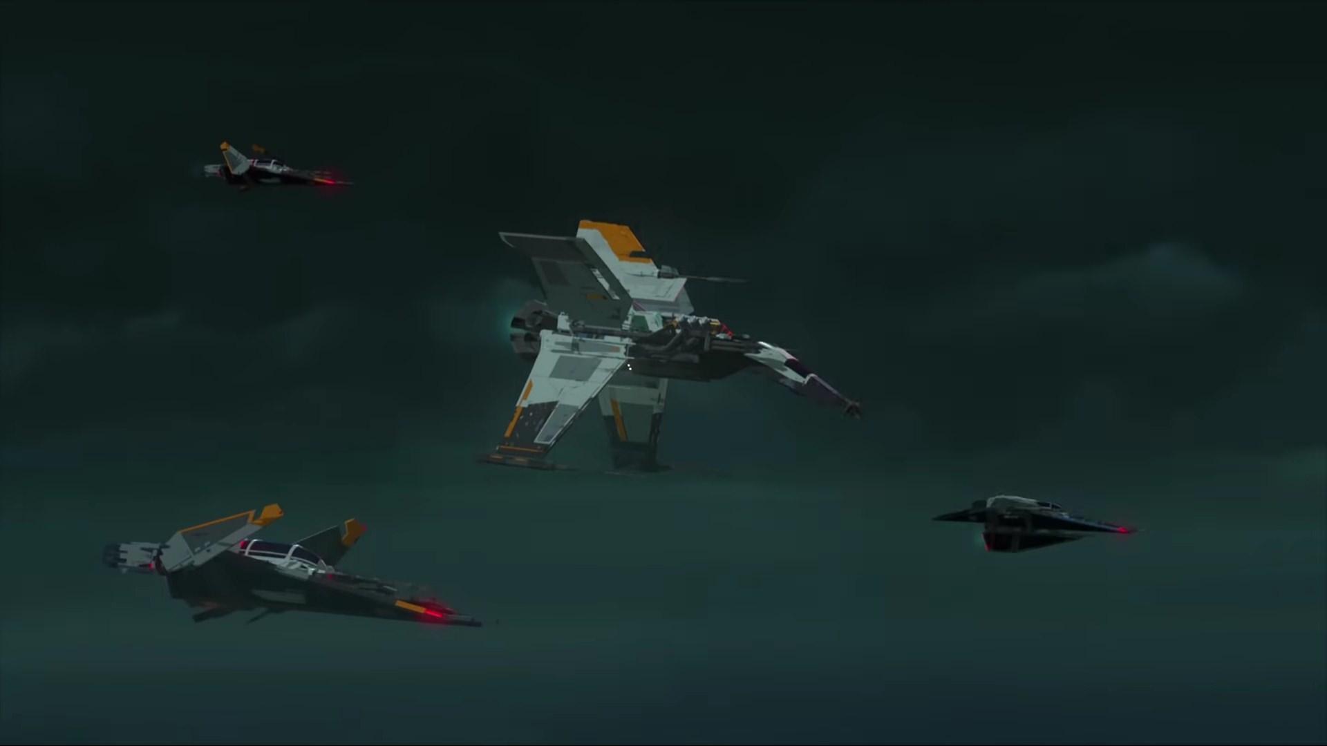 Warbird Starfighter