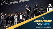 Closing Ceremony Reel Star Wars Celebration Europe 2016