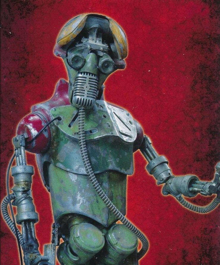 GA Servant Droid