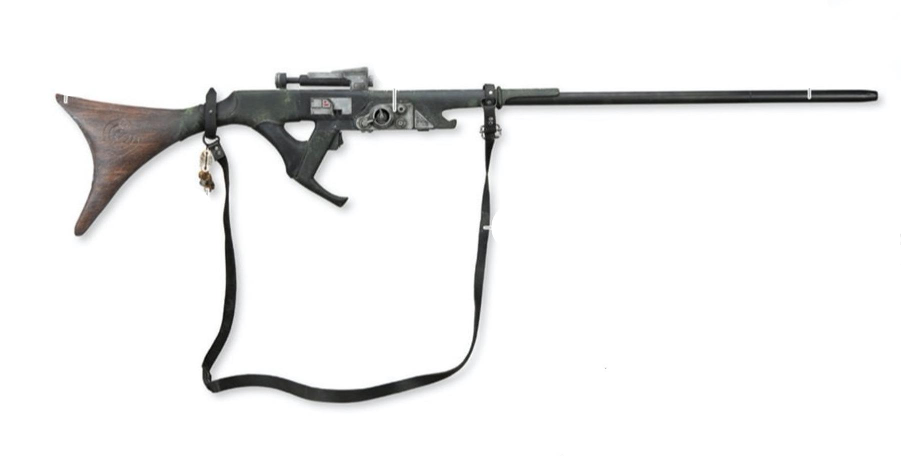 IQA-15 Sniper Rifle