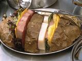 Shawda club sandwich