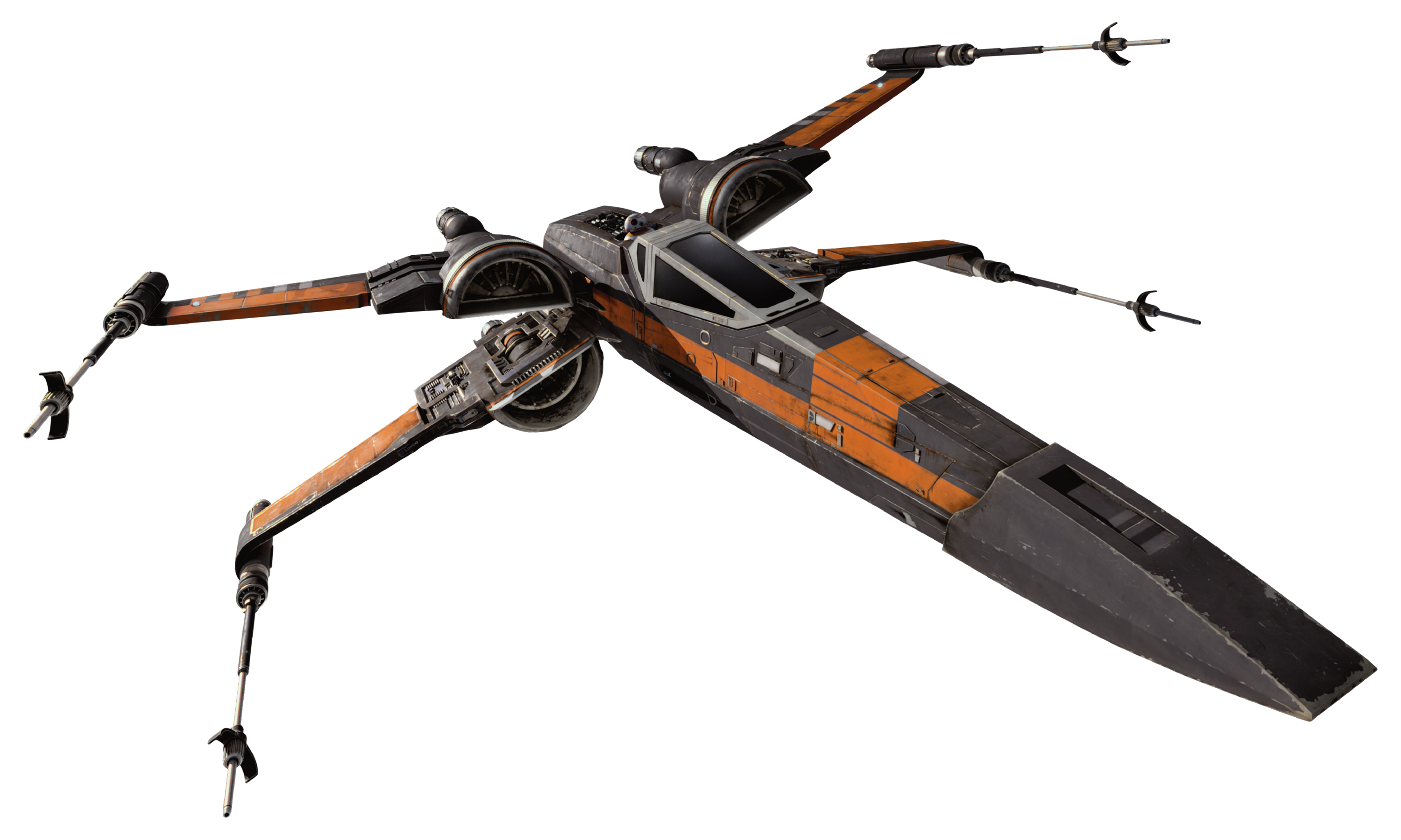 CANNON//CANON 1 Star Wars Vintage x-wing One
