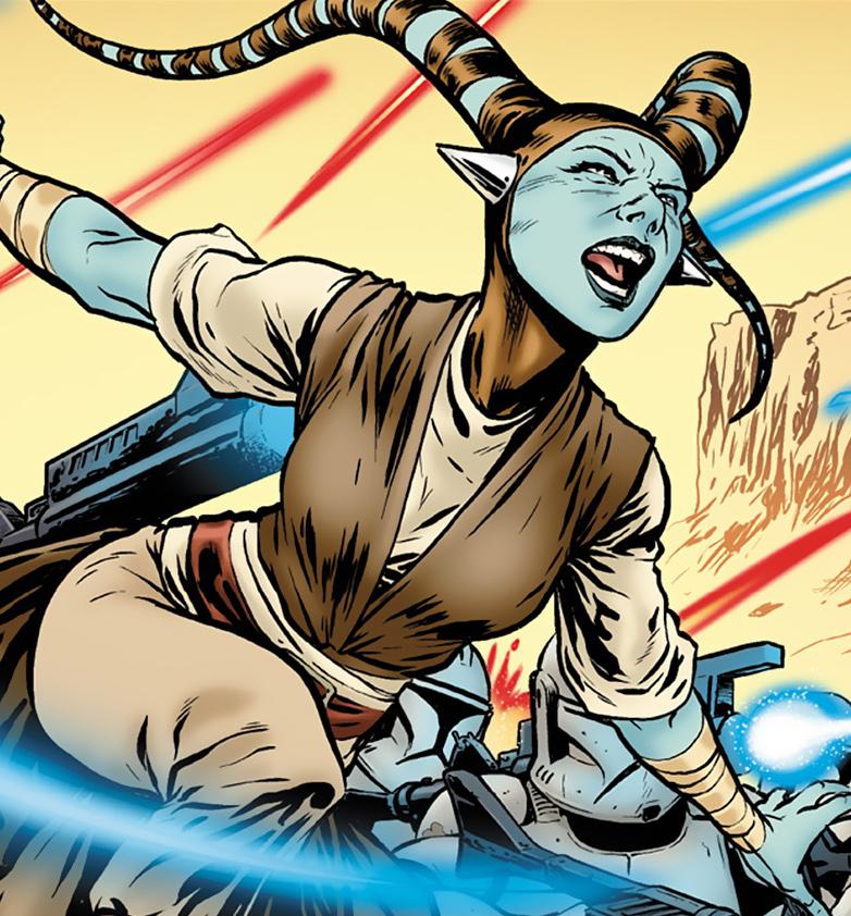Unidentified Twi'lek Jedi General