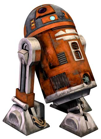 KB:Have you seen these droids?