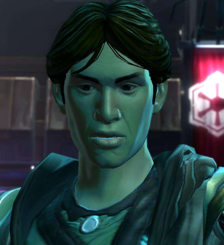 Unidentified Jedi Knight (Razer)
