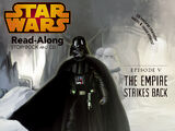 Episode V: The Empire Strikes Back Read-Along Storybook and CD