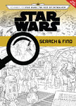 Rise of Skywalker Search and Find Temporary Cover