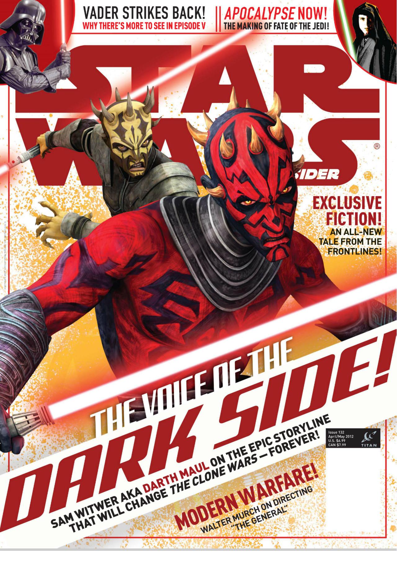 Star Wars Insider 132