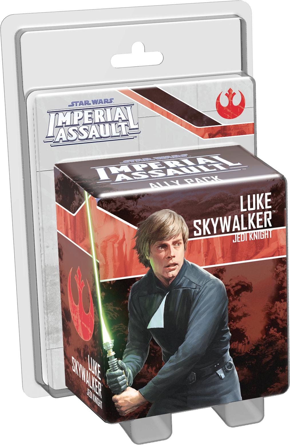 Luke Skywalker, Jedi Knight Ally Pack