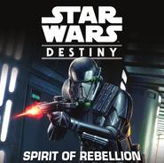 Spirit of Rebellion poster