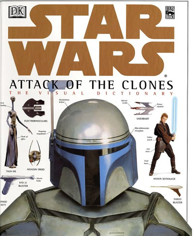 Attack of the Clones: The Visual Dictionary