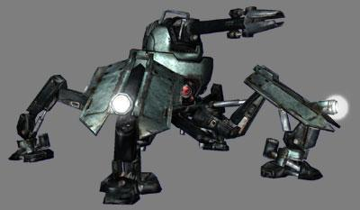A-DSD advanced dwarf spider droid