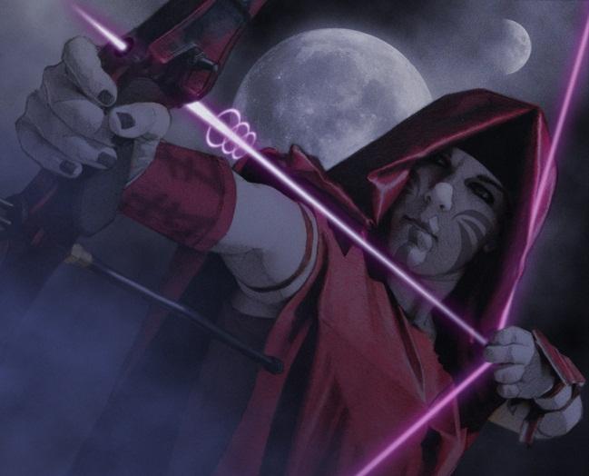 Hunter (Nightsister)/Legends