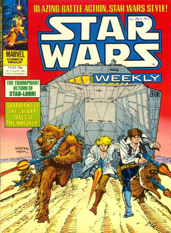 Star Wars Weekly 77