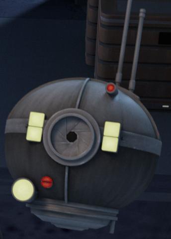 9D9-s54 Dianoga Spy Droid