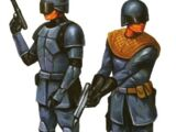 Galactic Alliance Infantry Trooper